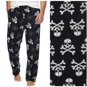 Men's Fleece Pajama Pants